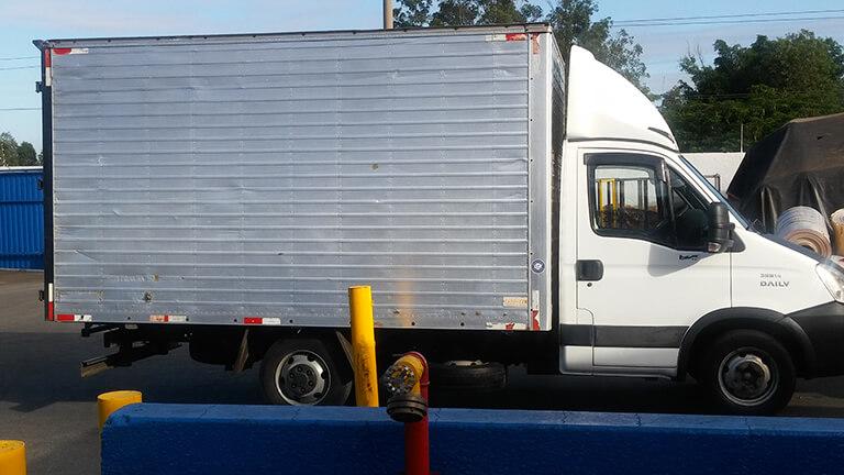Caminhão de Fretes e Mudanças em Sorocaba