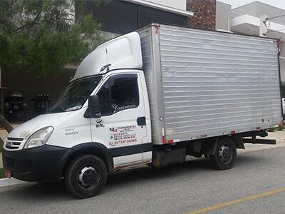Caminhão de Mudanças em Mairinque