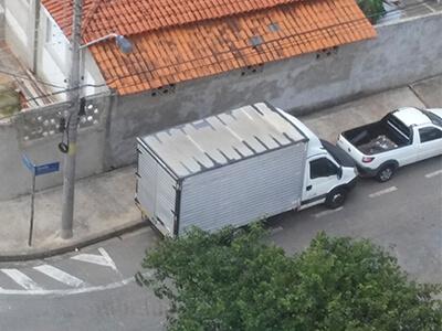 Carretos em Araçoiaba da Serra