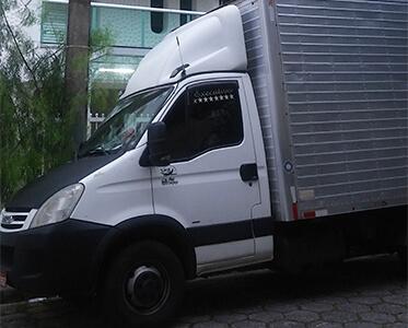Transporte de Cargas em Porto Feliz