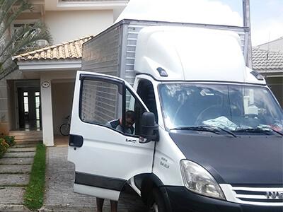 Transporte de Móveis em Mairinque