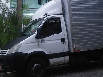 Transporte de Móveis em Votorantim